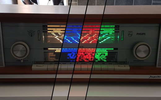 Radio Farben