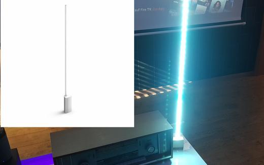 Stablampe Nachgebaut