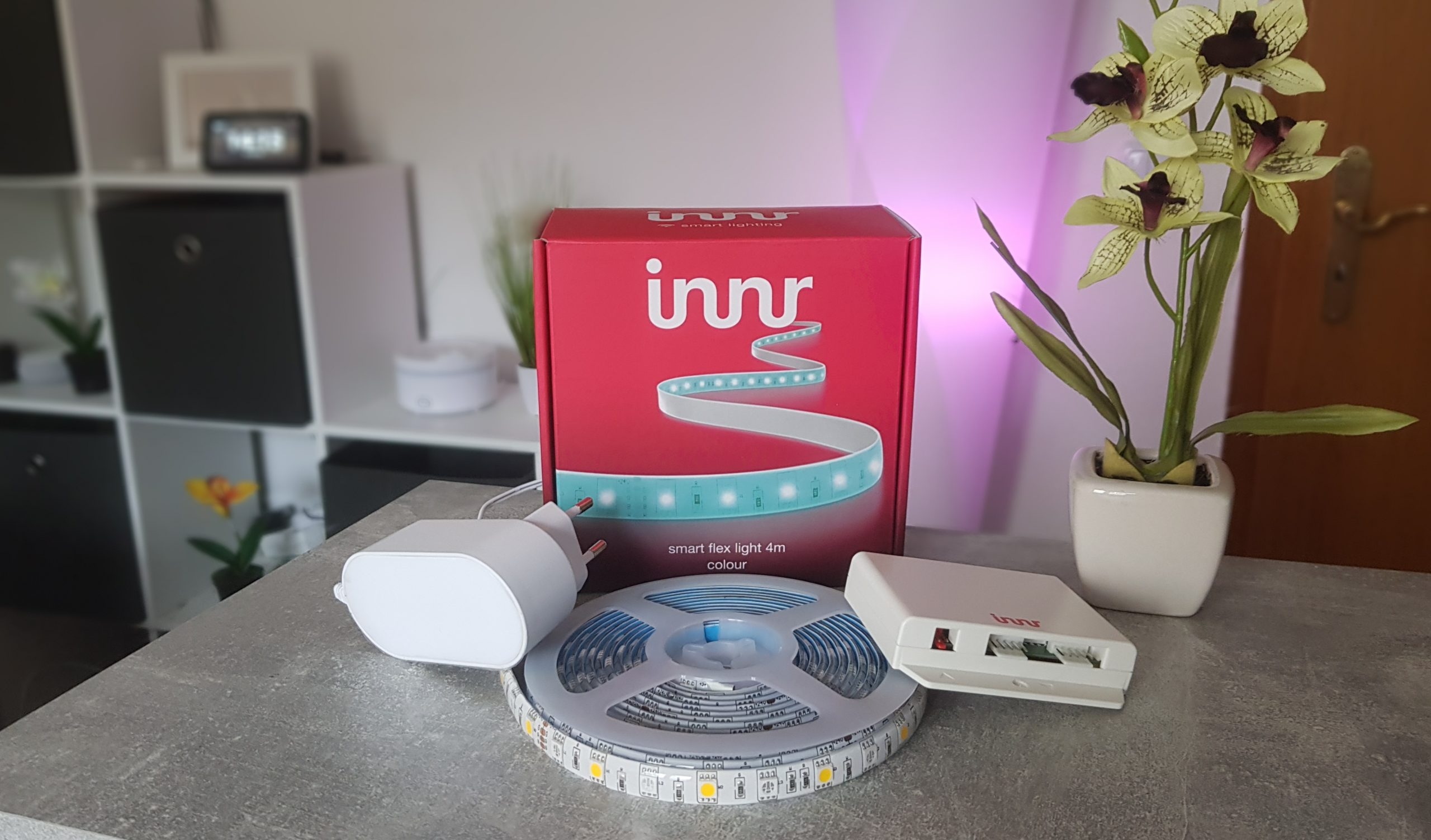 INNR Smart Flex Light 4m