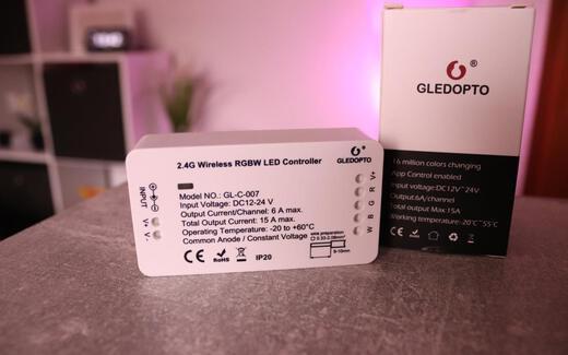GLEDOPTO LED Controller