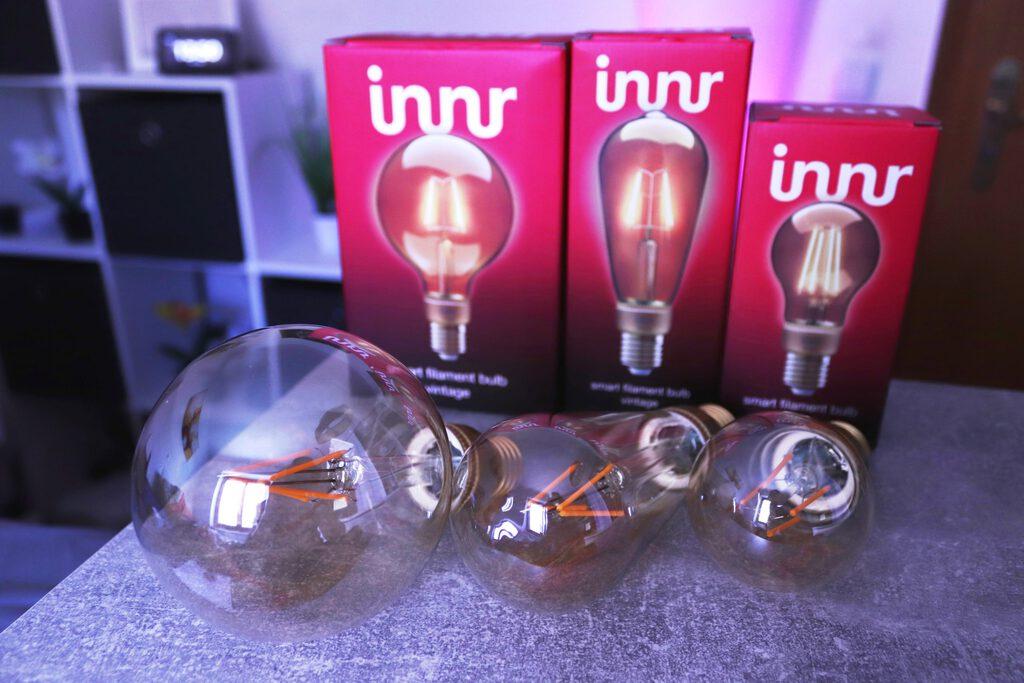 INNR Filament Vergleich