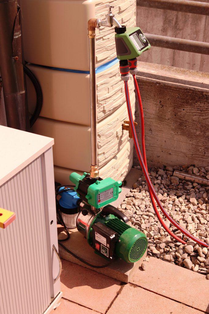 Pumpe Installation