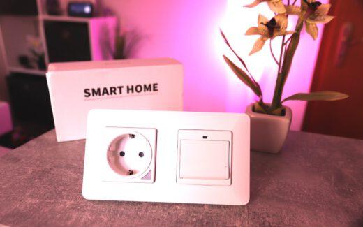 SmartLife / Tuya Schalter