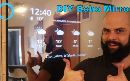 DIY Echo Mirror
