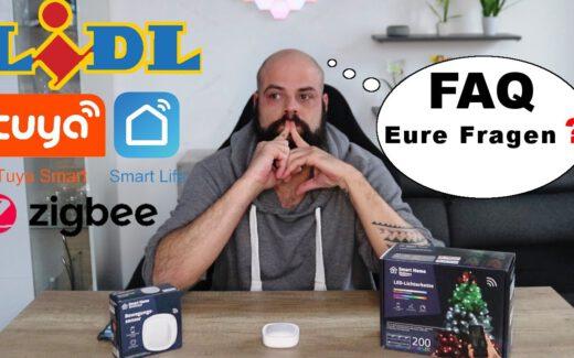 Lidl Smart Home FAQ