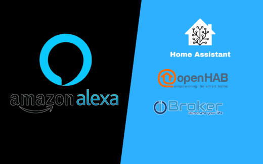 Alexa vs. Smart Home Server