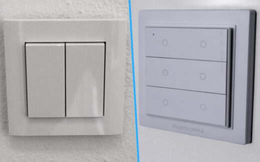 Opple Wall Switch