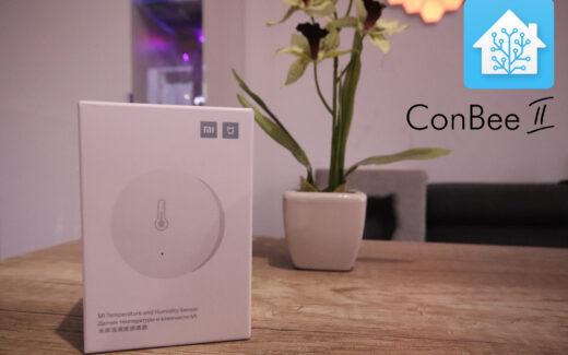 Xiaomi MI Temperatur- und Luftfeuchtigkeitssensor