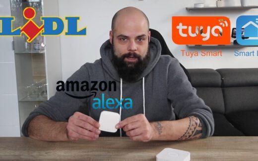 Lidl Zigbee Alexa Smart Life Hub