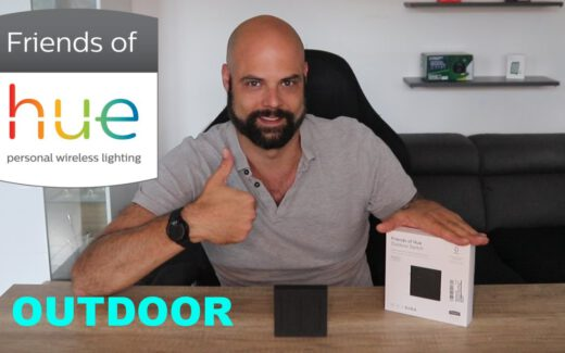 Friends of HUE Outdoor Switch